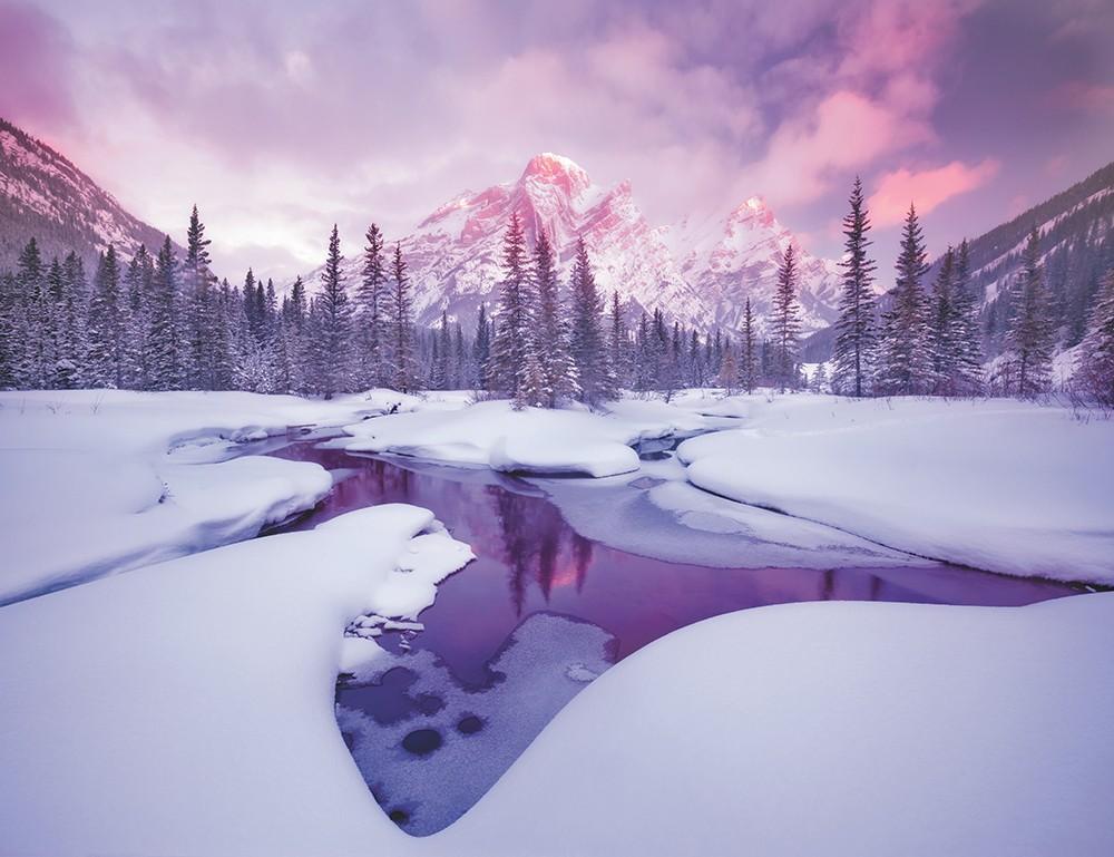 Mt. Kidd, Alberta, Canada - CHIP PHILLIPS