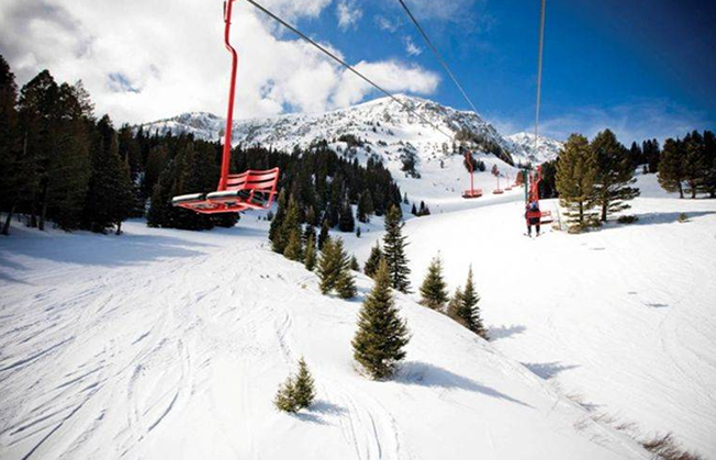 Mt. Spokane's new ski lift will feel right at home.
