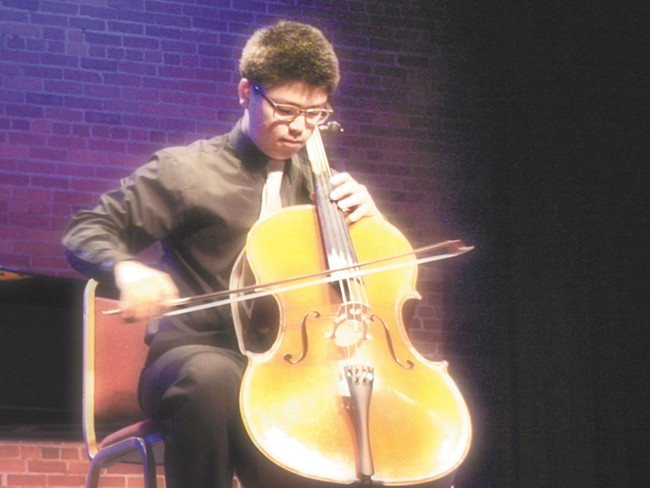 Musicfest Northwest brings more than 1,000 young artists in front of world-renowned judges.