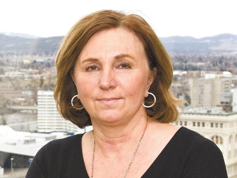 Nancy Isserlis is set to become city attorney. - JEFF FERGUSON