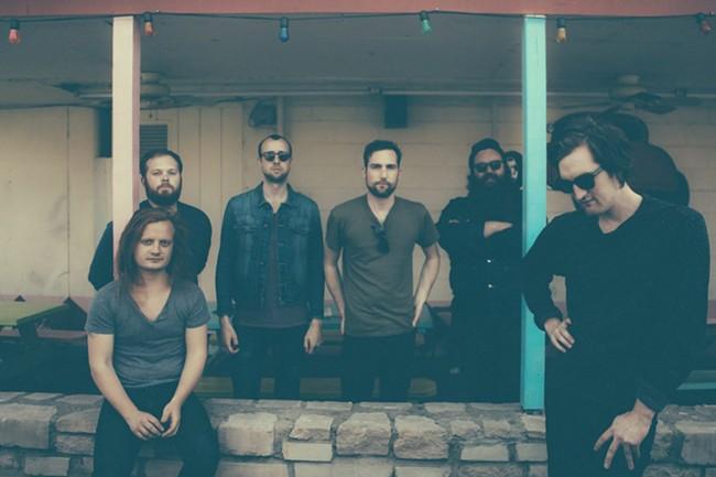 Nashville folk-rockers the Apache Relay recorded at the legendary Sound City Studios — renamed Fairfax Recordings.