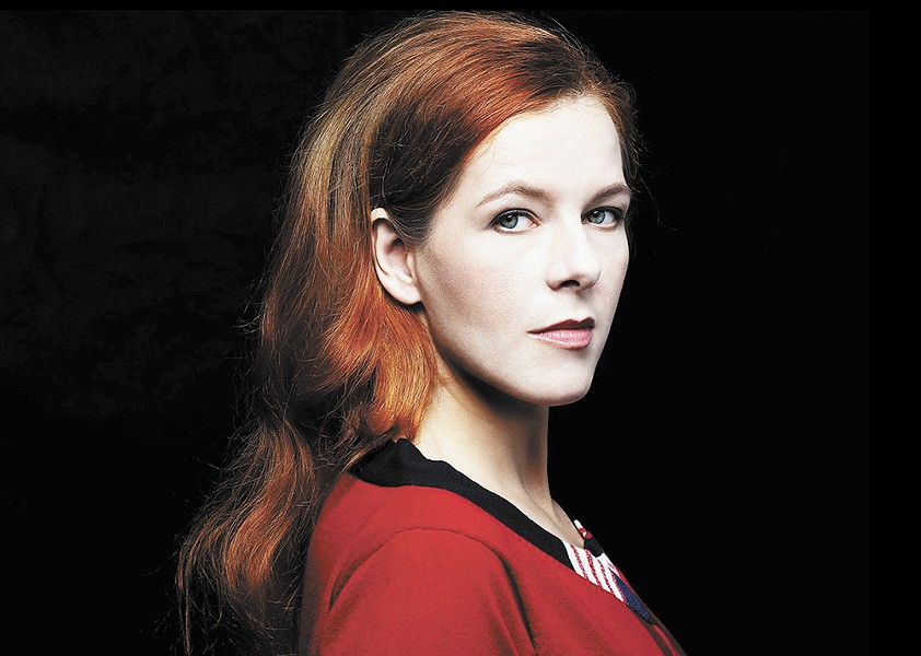 Neko Case isn't afraid to say what she thinks.