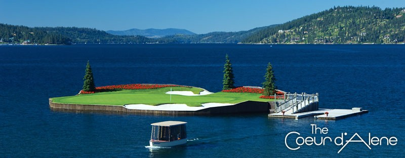 COEUR D'ALENE RESORT PHOTO