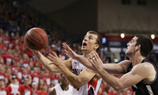 Zags meet Colorado St. as part of all-night basketball marathon