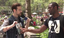 Watch Ryan Lewis ask people about himself without getting recognized