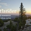 OUTLANDER: A new blog on natural resources and outdoor recreation