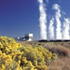 Newsweek on the nuclear power plant we featured in this week's issue