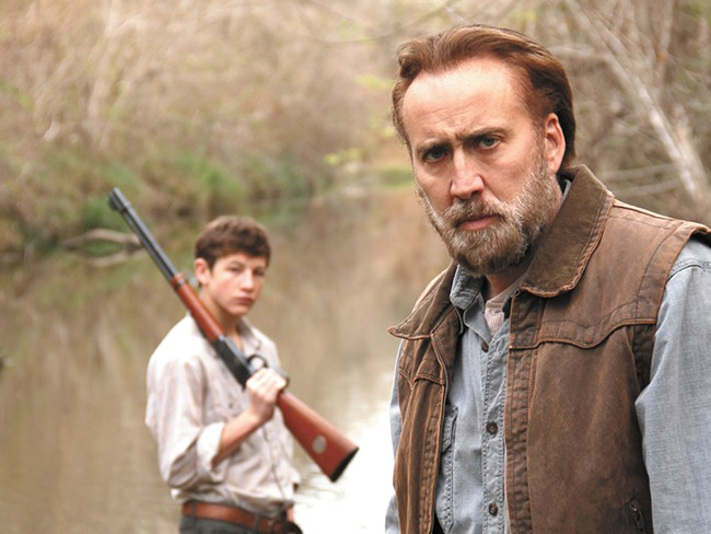 Nicolas Cage and Tye Sheridan both deliver stunning performances in Joe.