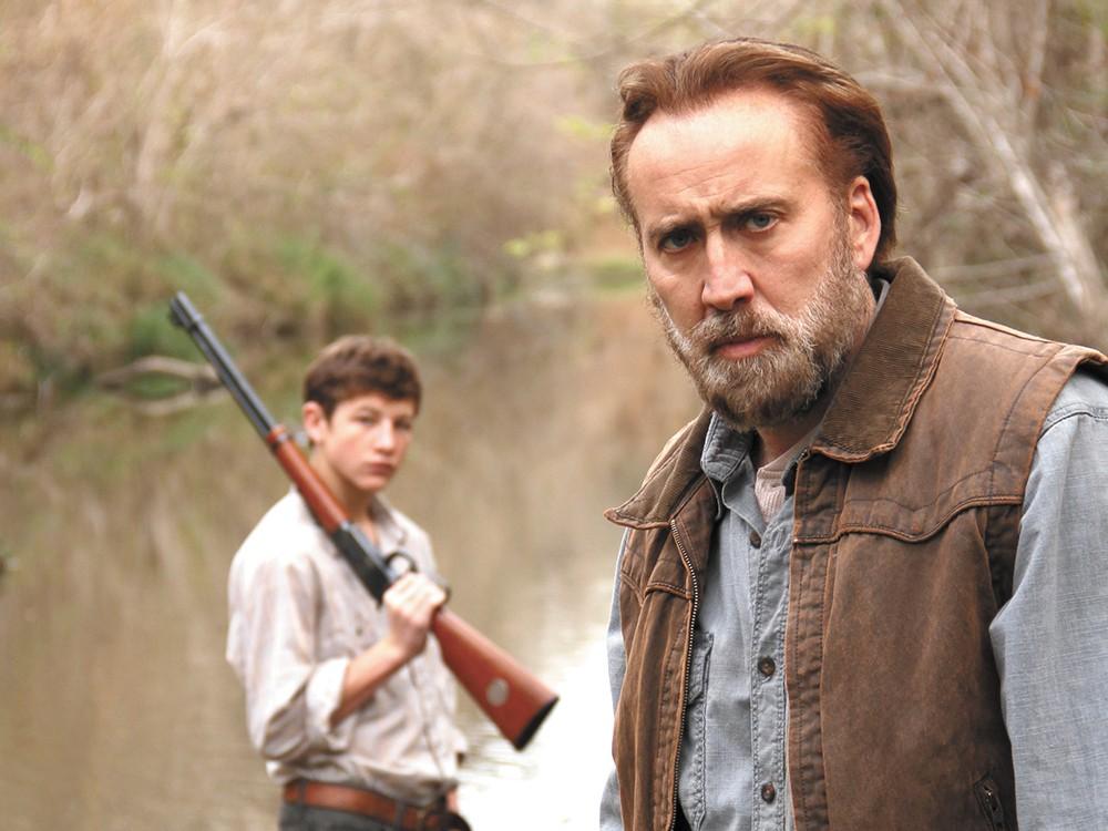 Nicolas Cage and Tye Sheridan both deliver stunning performances in Joe.