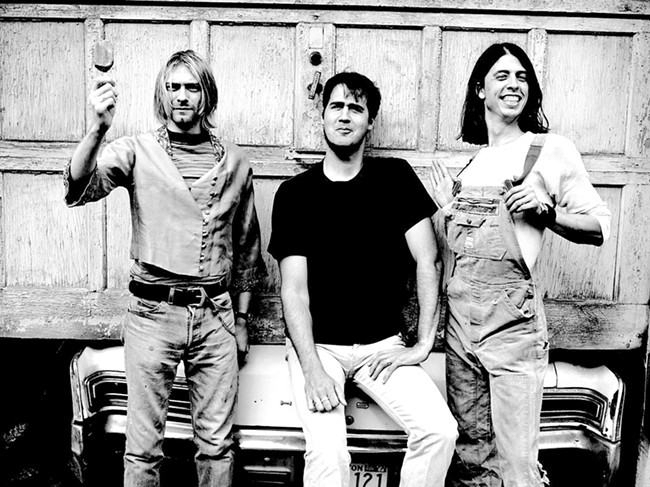 Nirvana will be remembered this weekend at three different shows put on by a tribute act, Nukevana.
