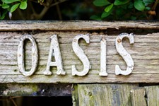 PHIL CORLIS - Oasis, Tring, England