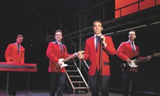 THEATER REVIEW — Jersey Boys