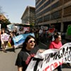 On the street: photos from Spokane's May Day immigration rally