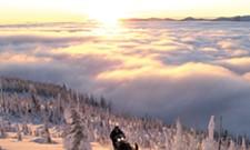 One Lake, Boundless Snow