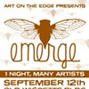 "One-night art show ""Emerge"" in CdA tomorrow"