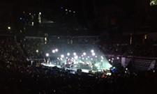 Pearl Jam gives the keys to Steve Gleason in Spokane
