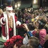 PHOTO EYE | Here comes Santa