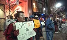 PHOTO EYE | Protesting 'Date Grape'