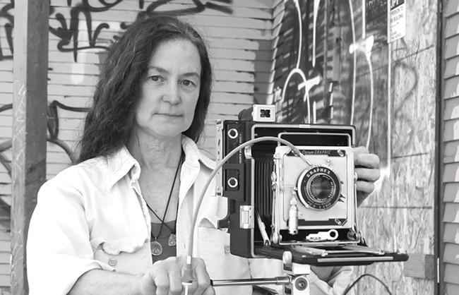 Photographer Kathy Kostelec. - ALEJANDRO PALLARES