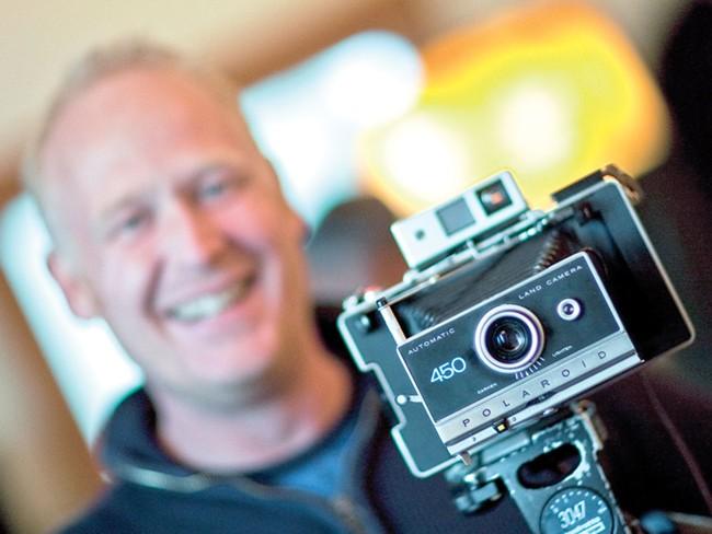 Photographer Mark Pickering