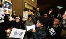Photos: Solidarity Action for Ferguson