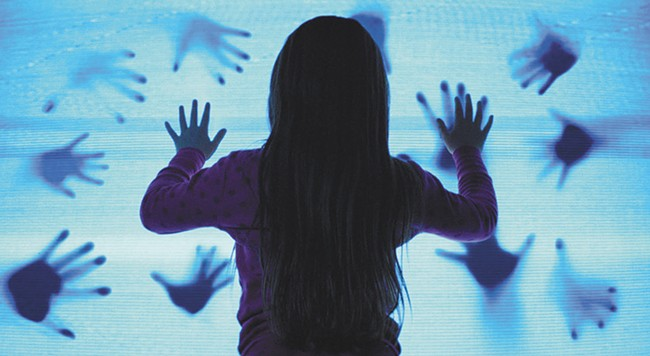 Poltergeist scares up some summer thrills.