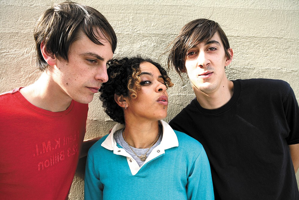 Portland-based punk rockers the Thermals bring their toe-tapping tunes to Spokane next week.