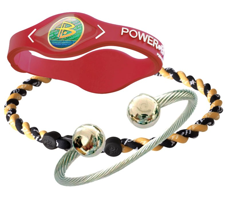 Power Balance is just one manufacturer in active sports fashion; Phiten makes necklaces that are infused with liquid titanium. But do they do anything more than look cool?