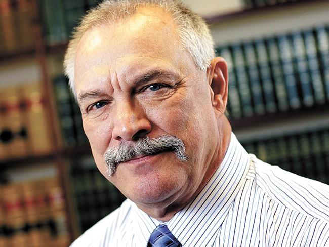 Prosecutor Steve Tucker promises a swift decision. - YOUNG KWAK