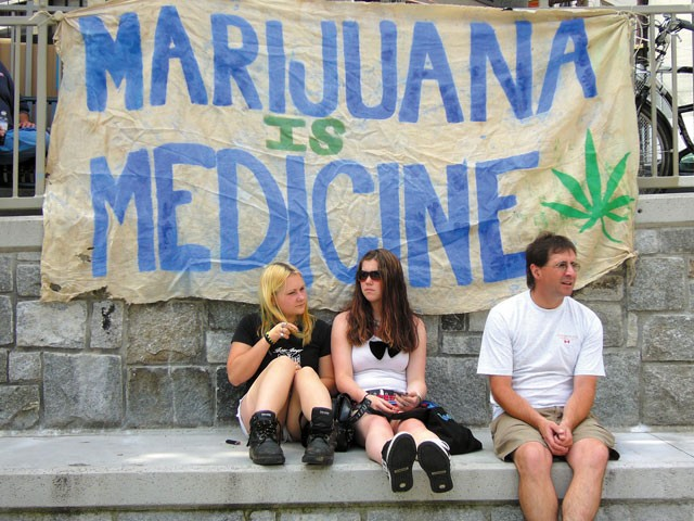 Public sentiment has turned in recent years, and marijuana is now a legally acceptable treatment for some diseases, but not for migrane headaches.