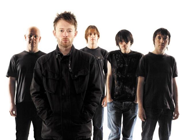Radiohead is not dead.