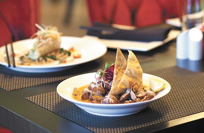 Idaho 39 s hot panhandle restaurant week the pacific for Asian cuisine lander