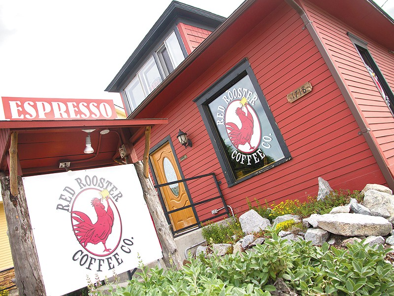 Red Rooster reopened near Gonzaga earlier this spring. - JENNIFER DEBARROS