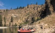 Rejuvenate with River Rafting