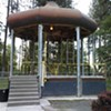 Renovation continues for Browne's Addition gazebo