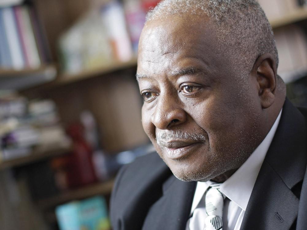 Rev. Percy 'Happy' Watkins - YOUNG KWAK