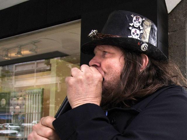 """Rick """"Harpman Hatter"""" BoCook"""