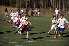 Rookie Rugby - the flag version of rugby for kids!