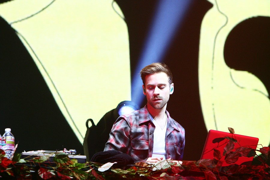 Ryan Lewis - CHRIS BOVEY