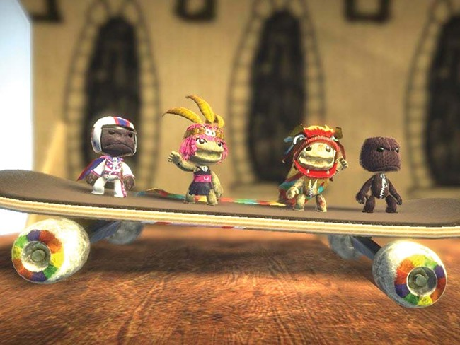 Sackboy lives!