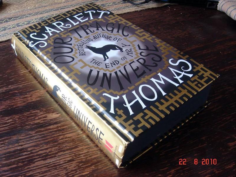 Scarlett Thomas' Our Tragic Universe