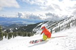 Schweitzer makes the big screen in Level 1 Productions' new ski film