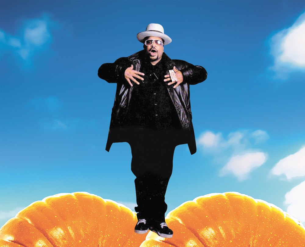 Seattle-based rapper Sir Mix-A-Lot plays Sandpoint for the first time Friday.