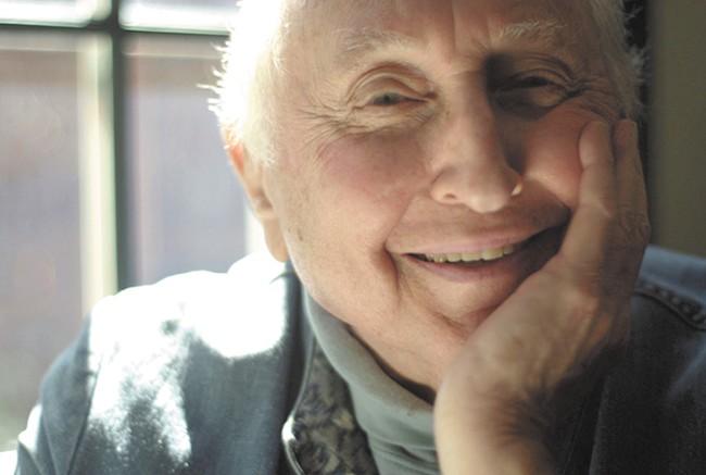 Seymour Bernstein, a famed musician and teacher.