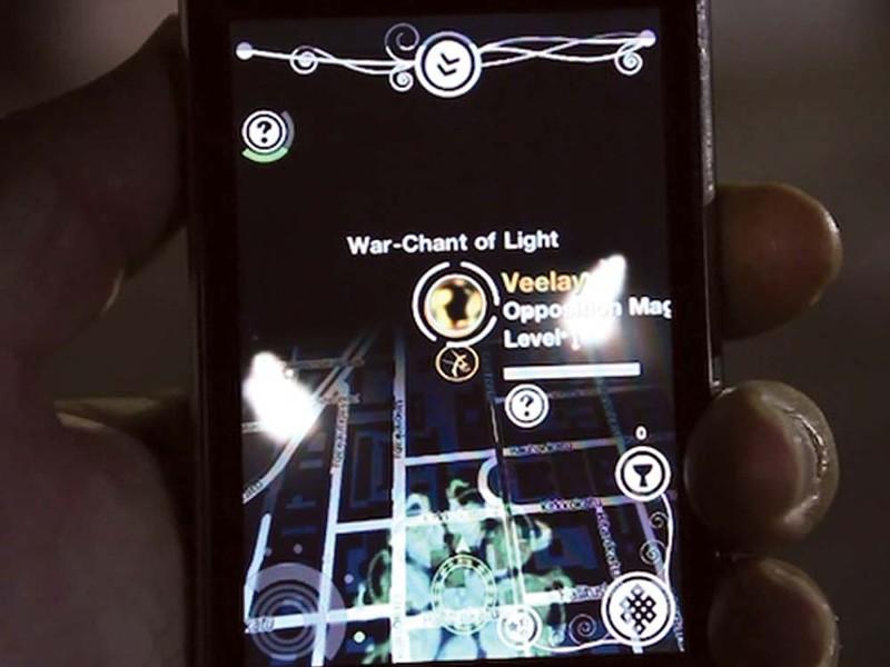 Shadow Cities App