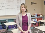 Shannon Hall has been at Lakeland for nearly 21 years.