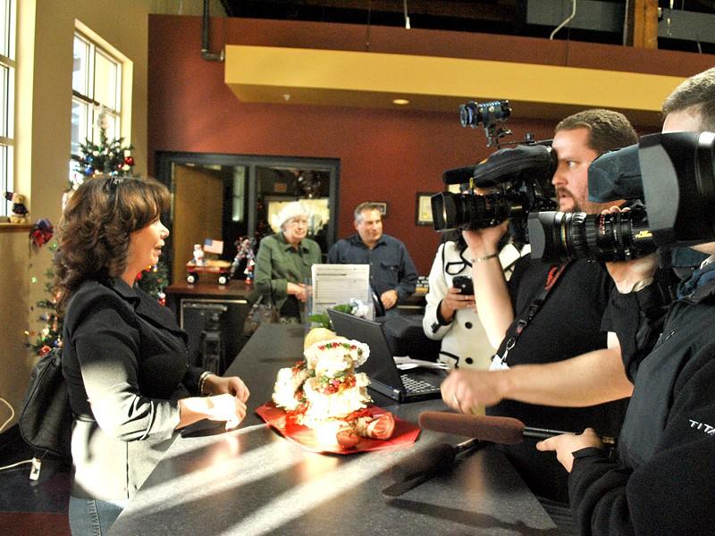 Shannon Sullivan files a recall petition against Spokane County Prosecutor Steve Tucker - CHRIS STEIN