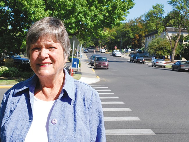 Shirley Ringo plans to challenge Rep. Raul Labrador for his seat in Congress. - BENJAMIN CRIST