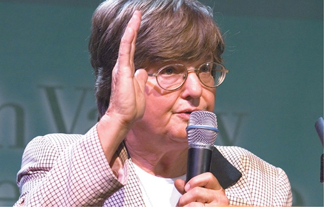Sister Helen Prejean wrote Dead Man Walking in 1993 and has been fighting against the death penalty since. - DON LAVANGE