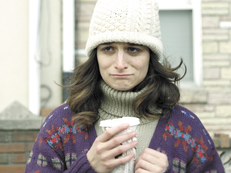 SNL didn't work out for Jenny Slate, but she nailed her first leading role.